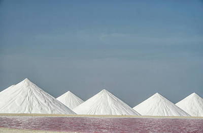 Photograph - Salt Pans by Patricia Hofmeester
