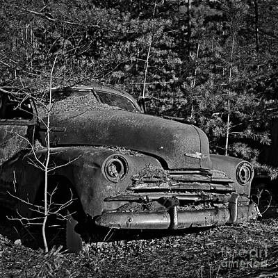 Photograph - Salvage 41 by Patrick M Lynch
