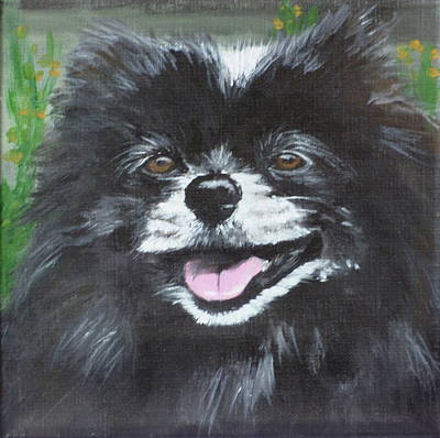 Painting - Sammy by Carol Russell