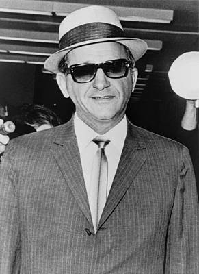 Italian-americans Photograph - Sammy Giancana 1908-1975, American by Everett