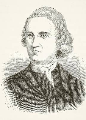 Samuel Adams 1722 - 1803. American Art Print
