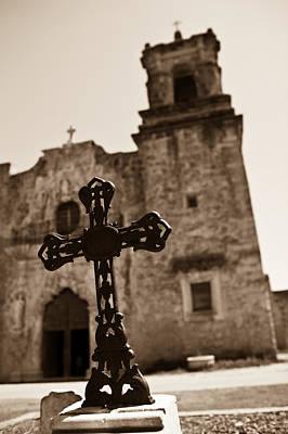 Photograph - San Antonio by Sebastian Musial