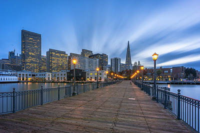 Photograph - San Francisco by Evgeny Vasenev