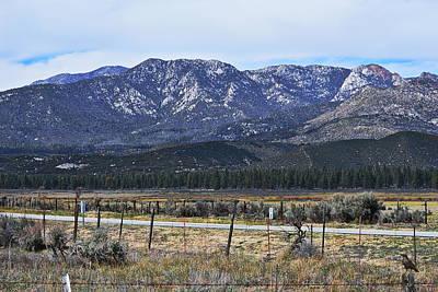 Photograph - San Jacinto Mountains - California by Glenn McCarthy Art and Photography