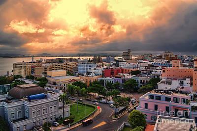 Photograph - San Juan Puerto Rico by Olga Hamilton
