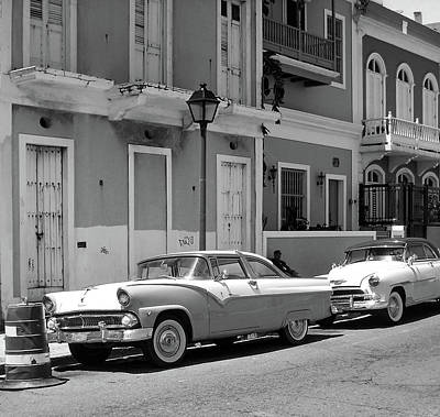 Photograph - San Juan, Puerto Rico  by Trace Kittrell