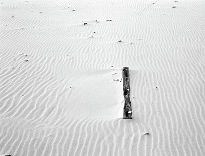 Photograph - Sandhammaren  Sand Hammer by Somerled Karlsson