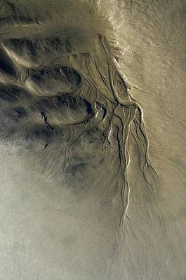 Photograph - Sandscape 1 by Newel Hunter