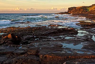 Oahu Photograph - Sandy Beach Sunrise by Marcia Colelli