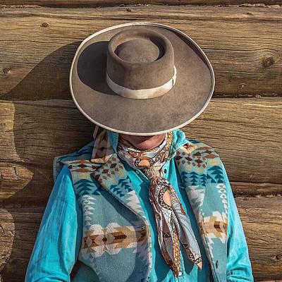 Western Art Photograph - Santa Fe Style by Pamela Steege