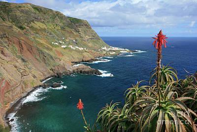 Maia Photograph - Santa Maria Island by Gaspar Avila