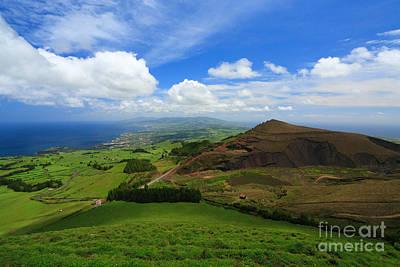 Sao Miguel Island Photograph - Sao Miguel - Azores by Gaspar Avila