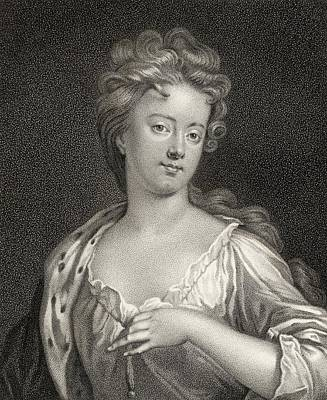 Sarah Jennings Duchess Of Marlborough Art Print