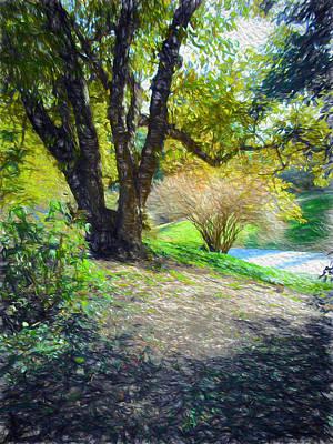 Photograph - Park Vista 1 - Scenery Series 01 by Carlos Diaz