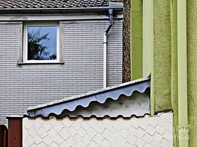 Photograph - Schierstein Geometrics 2 by Sarah Loft