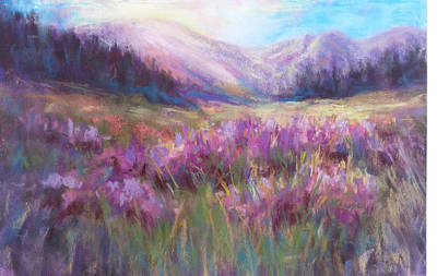 Painting - Schofield Morning 2 by Becky Chappell