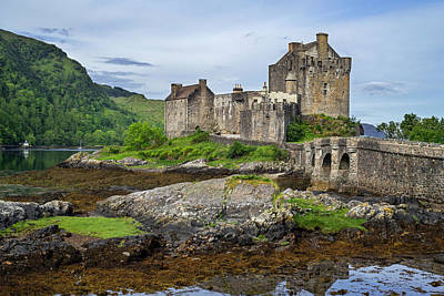 Photograph - Scottish Highlands by Arterra Picture Library