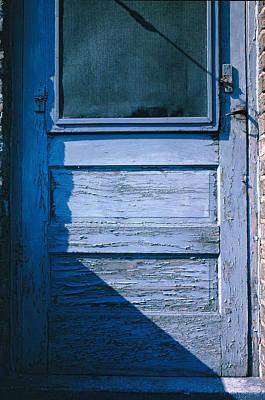 Screen Door Art Print by Thomas Firak