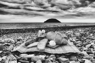 Photograph - Seaside Picnic by Pixabay
