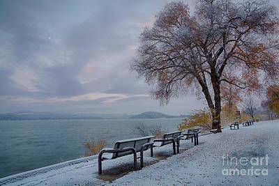 Photograph - Seasons Change by Idaho Scenic Images Linda Lantzy