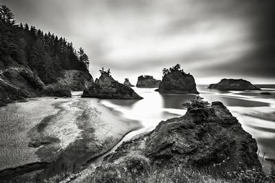 Secret Beach Original by Eduard Moldoveanu