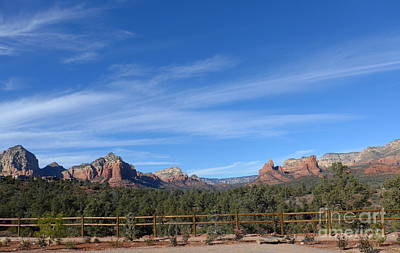 Photograph - Sedona Beauty  by Marlene Rose Besso