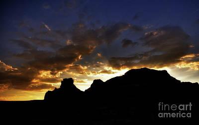 Photograph - Sedona Sunset  by Saija  Lehtonen