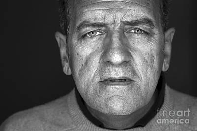 Photograph - Selfportrait February 2016 by Pablo Avanzini
