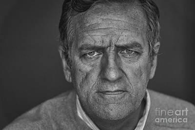 Photograph - Selfportrait January 2016 by Pablo Avanzini