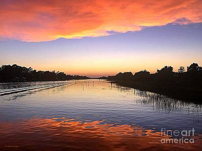 Photograph - September Sunset by Shelia Kempf