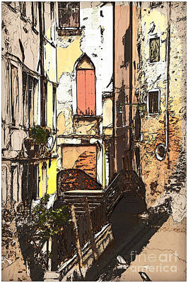 Photograph - Serene Venice by Jack Torcello