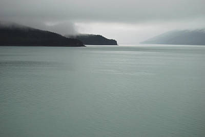 Alaskan Cruise Photograph - Serenity by Michael Peychich
