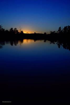 Photograph - Seven Ponds Nature Center Little Pond by LeeAnn McLaneGoetz McLaneGoetzStudioLLCcom