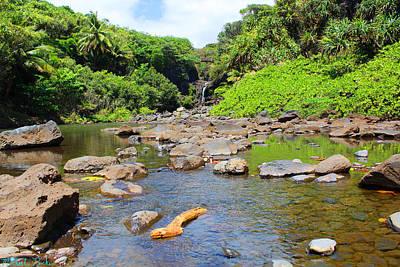 Seven Sacred Pools Of Maui Original