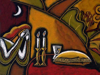 Farmhouse - Shabbat Shalom 2 by Leon Zernitsky