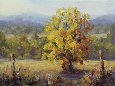 Painting - Shades Of Autumn by Karen Ilari
