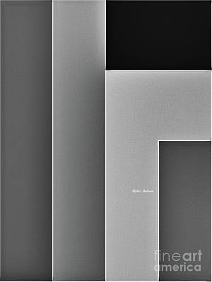 Digital Art - Shades Of Grey by Rafael Salazar