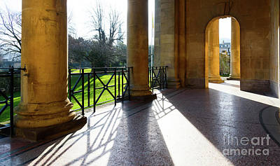 Photograph - Shadows by Colin Rayner