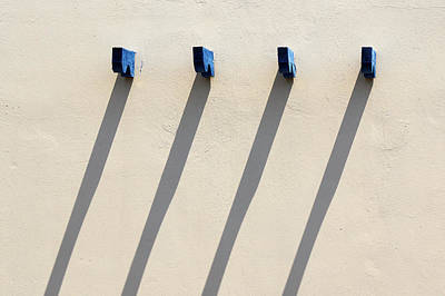 Photograph - Shadows by Jouko Lehto