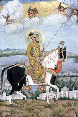 Photograph - Shah Jahan (1592-1666) by Granger