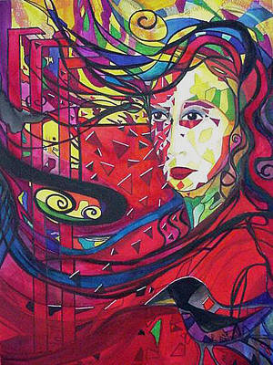 Painting - Shattered Dreams by Carolyn LeGrand