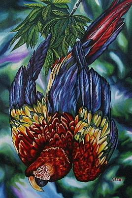 Show Art Print by Shahid Muqaddim