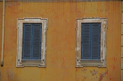 Photograph - Shut Shutters by JAMART Photography