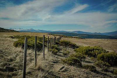 Photograph - Sierra De Gredos Spain by Henri Irizarri