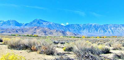 Photograph - Sierra Sands by Marilyn Diaz