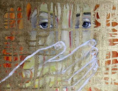 Painting - Silence by Ida Eriksen