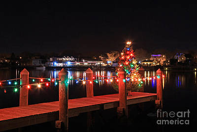 Photograph - Silent Night by Butch Lombardi