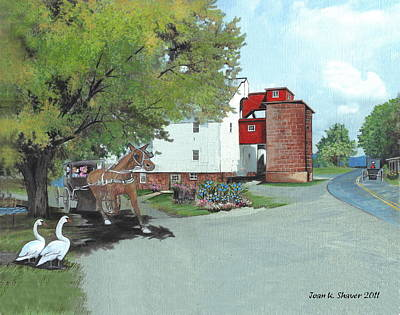 Silver Lake Mill-shenandoah Valley Original
