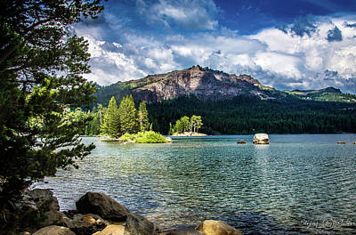 Photograph - Silver Lake by Steph Gabler
