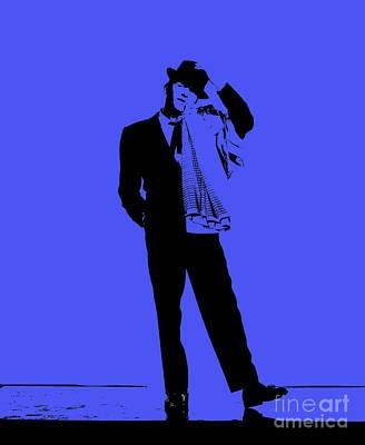 Photograph - Sinatra - Ol' Blue Eyes by Doc Braham
